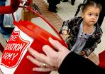 Salvation army bell ringer 2